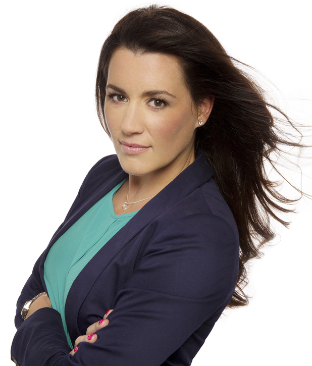 Kate Magowan as Sadie Young in EastEnders
