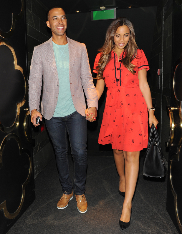Rochelle Humes, Marvin Humes