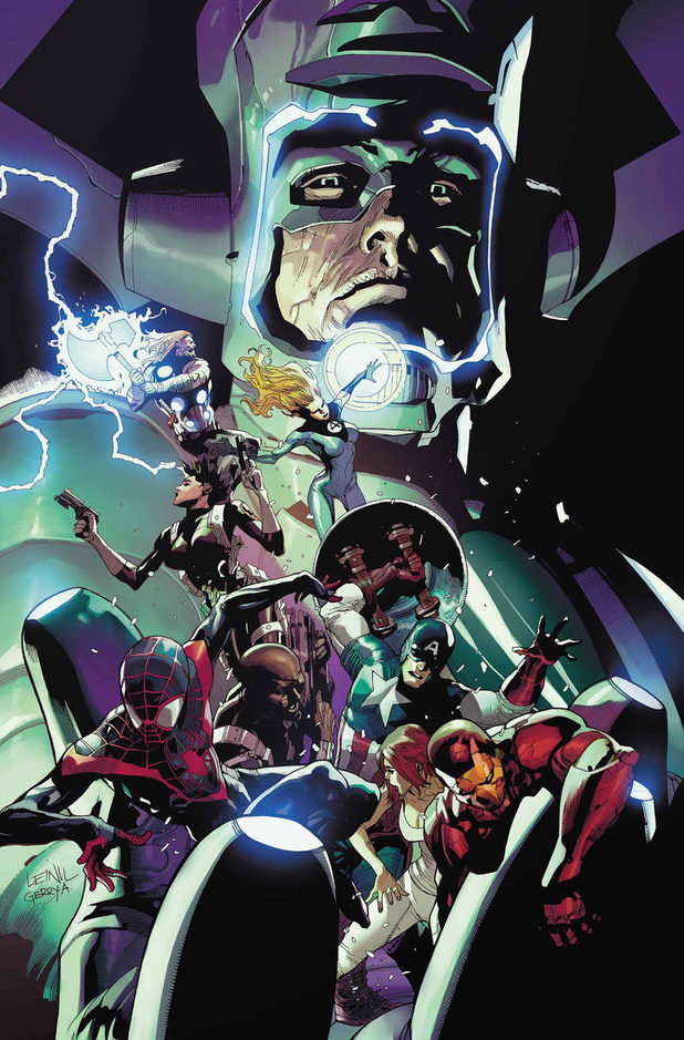 'Cataclysm: The Ultimates Last Stand' #1 cover