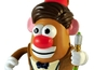 Matt Smith's Doctor as Mr Potato Head