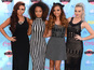 Little Mix record new album in LA - video