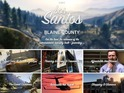 The guide details several attractions found within Los Santos and Blaine County.