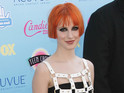 Hayley Williams is a Katy Perry fan but won't change her sound to be like her.