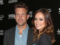 Olivia Wilde thanks her and Jason Sudeikis's fans for congratulatory messages.