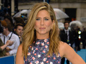 Jennifer Aniston wears Christian Dior to We're the Millers' London premiere.