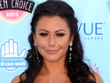 Jersey Shore star says her problem with Chris Christie is over gay marriage.