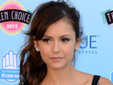 "Nina Dobrev explains that she is looking forward to ""finding herself again""."