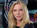 Samantha Womack admits there is a lot of crying on set.