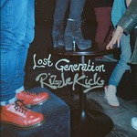 Rizzle Kicks 'Lost Generation' artwork