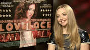 Amanda Seyfried on Lovelace 'People aren't so bothered by violence'