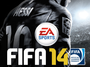 Fifa 14 Legends artwork