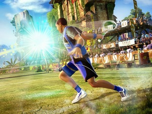 Kinect Sports Rivals screen shot
