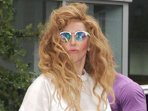 Lady Gaga out and about in New York, America