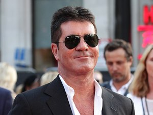 Simon Cowell at the This Is Us World Premiere