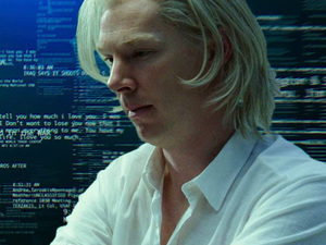 Benedict Cumberbatch as Julian Assange in the 'The Fifth Estate'
