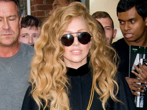 Lady Gaga spotted out and about in Manhattan