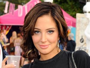 Tulisa Contostavlos at V Festival, Chelmsford, Essex, Britain - 18 Aug 2013