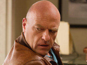 Dean Norris as James 'Big Jim' Rennie in Under The Dome S01E01