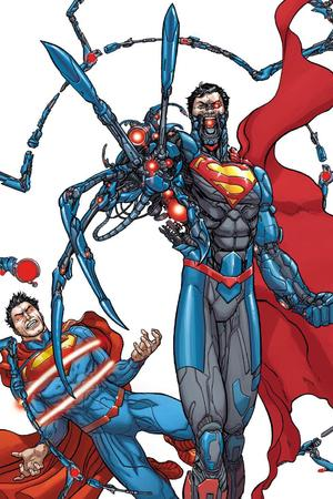 DC Comics' new Cyborg Superman