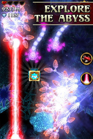 'Abyss Attack' screenshot