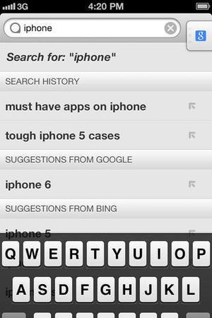 'Phlo' screenshot