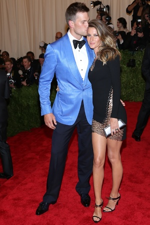 'PUNK: Chaos to Couture' Costume Institute Gala at The Metropolitan Museum ...Gisele Bundchen,