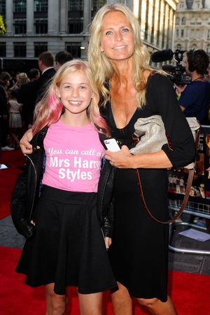'One Direction: This Is Us' film premiere, London, Britain - 20 Aug 2013 Ulrika Jonsson 20 Aug 2013