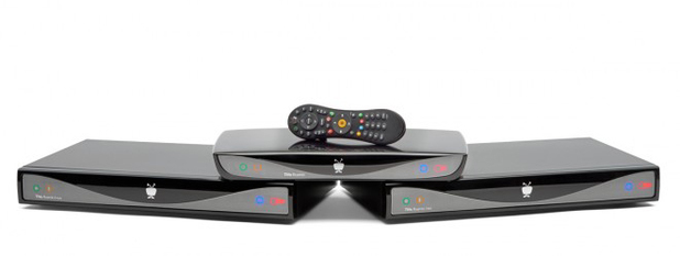 New TiVo set-top box