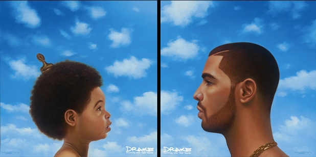 Drake 'Nothing Was the Same' album artwork.