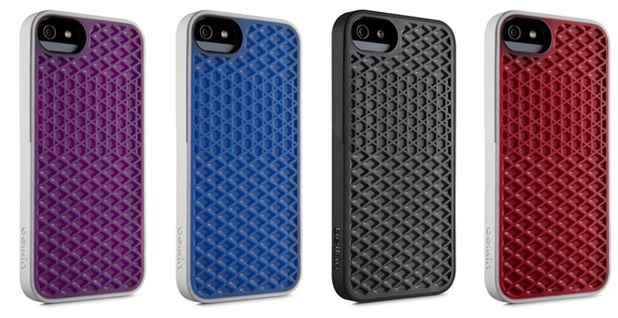 iPhone 5 cases from Vans and Belkin