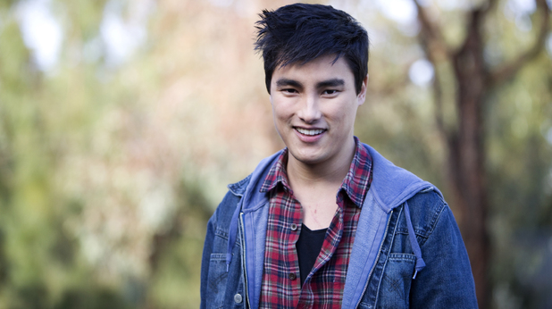 Remy Hii as Hudson Walsh in Neighbours