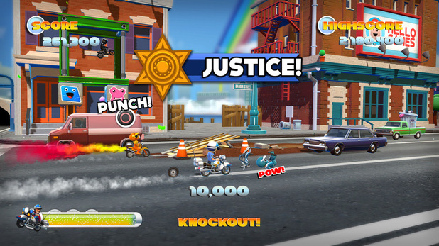 'Joe Danger 2: The Movie' screenshot