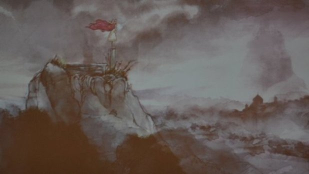 'Child of Light' concept art