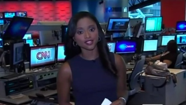 Isha Sesay on CNN