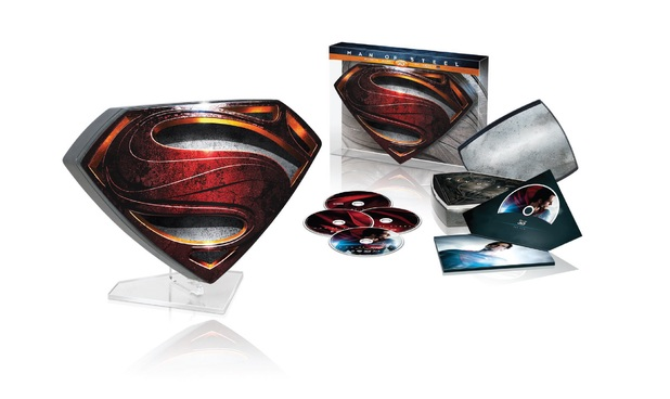 Man of Steel Blu-ray collector's edition