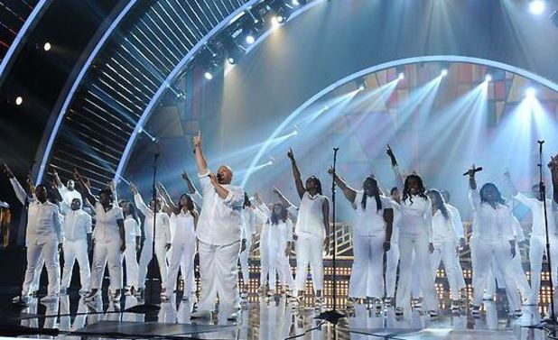 America's Got Talent 2013 - Week 5: Virginia State University Gospel Chorale