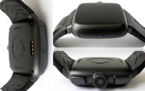 Omate's TrueSmart watch device