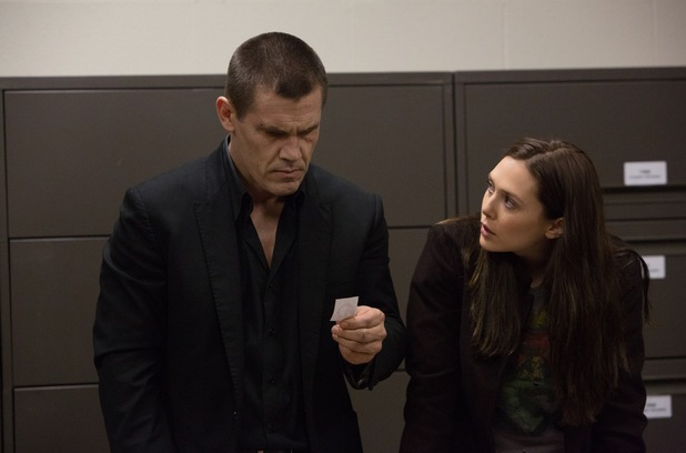 Josh Brolin and Elizabeth Olsen star in Spike Lee's reinterpretation of 'OLDBOY'.
