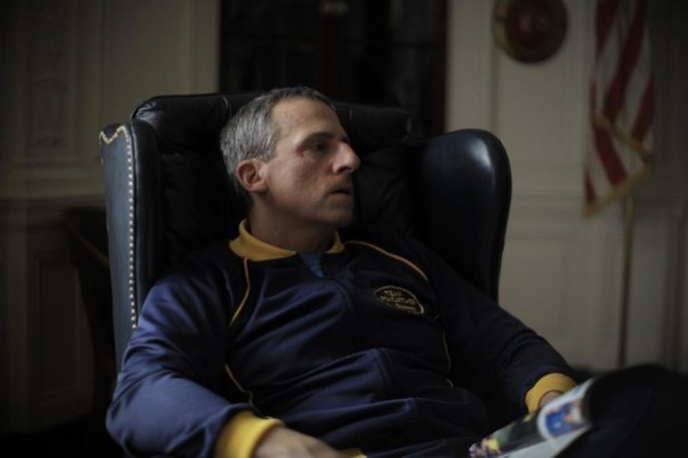 Steve Carell in 'Foxcatcher' Still