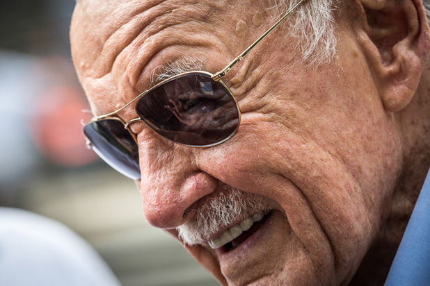 'The Amazing Spider-Man 2', Stan Lee