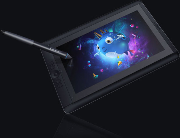 Wacom's Cintiq Companion tablet