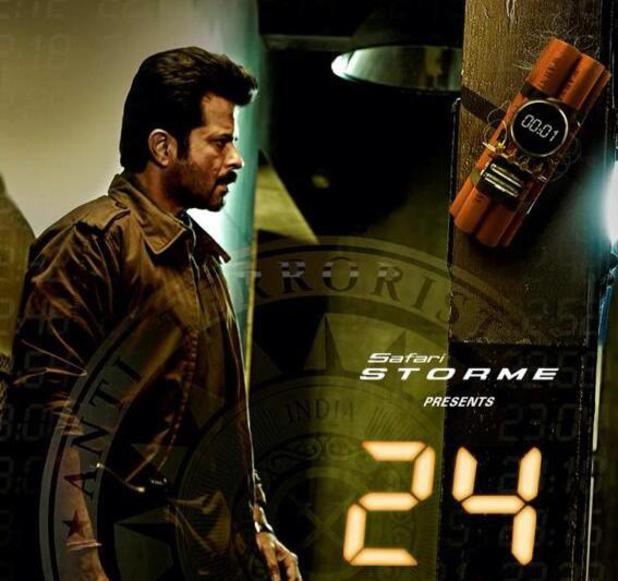 Anil Kapoor in the Indian version of 24