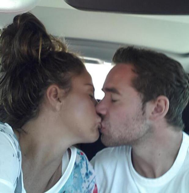 Katie Price with husband Kieran Hayler