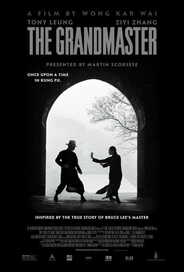 'The Grandmaster' poster