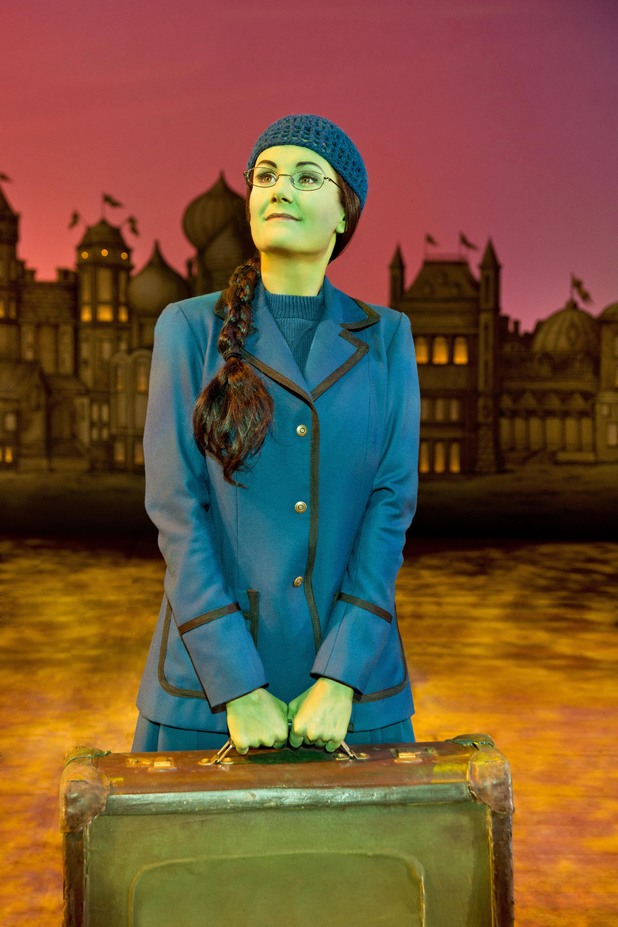 Nikki Davis-Jones as Elphaba