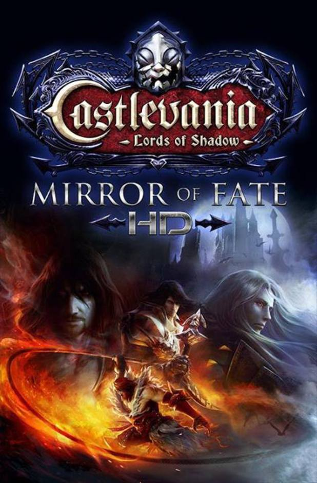 'Castlevania: Lords of Shadow - Mirror of Fate HD' artwork