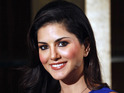 Sunny Leone's husband denies his new cameo in her film is the start of his Bollywood career.