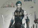 Kenneth Rocafort reveals his designs for the New 52's 'real' Lobo.