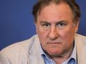 Veteran French star Depardieu suggests he didn't quit France over tax issues.