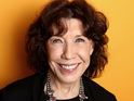 Lily Tomlin says she didn't expect gay marriage to be legalized in her lifetime.